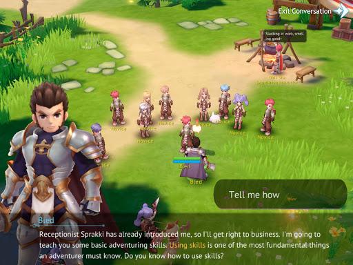 Ragnarok Origin: Fantasy Open World Online MMORPG Varies with device screenshots 14