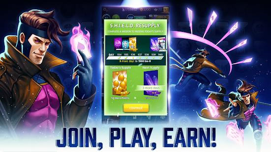 MARVEL Puzzle Quest: Join the Super Hero Battle Unlimited Money