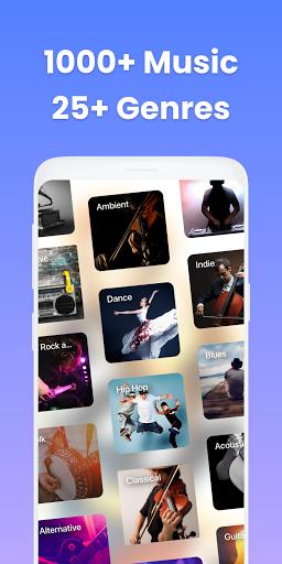 Add music to video - background music for videos apktram screenshots 2