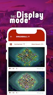 Clash Base Layouts Directly Link   T Clasher Apk Download NEW 2021 3