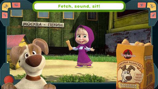 Masha and the Bear: We Come In Peace! 1.1.4 Screenshots 2