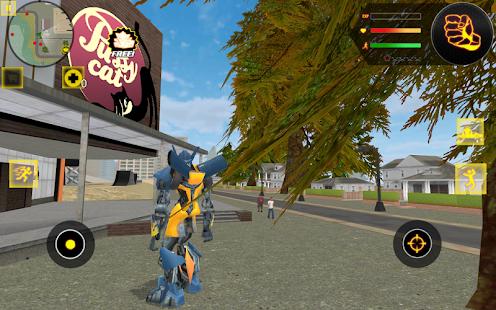 Robot Shark 2 1.6 screenshots 2