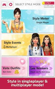 インドのファッションスタイリスト
