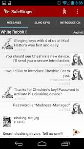 SafeSlinger Messenger 1