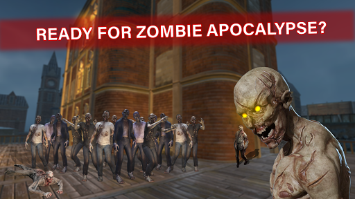 Zombie Hunter Zombie Shooting games : Zombie Games  screenshots 5