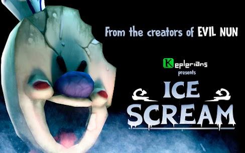 Ice Scream 1 MOD APK (Unlimited Ammo) 1
