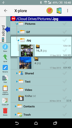 X-plore File Manager 4.23.20 Screenshots 8