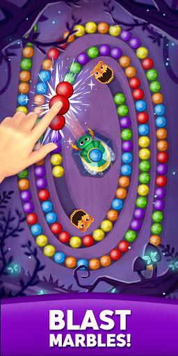 Violas Quest: Marble Blast Bubble Shooter Arcade  screenshots 1