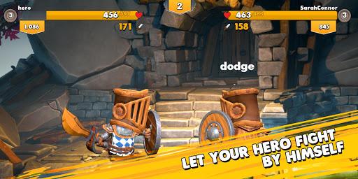 Big Helmet Heroes apkpoly screenshots 4
