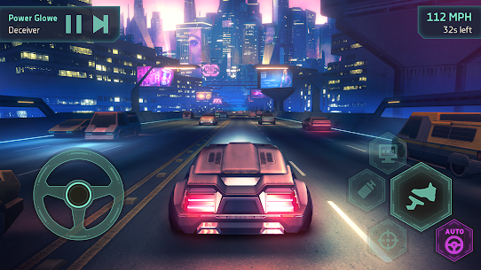 Cyberika: Action Adventure Cyberpunk RPG 4