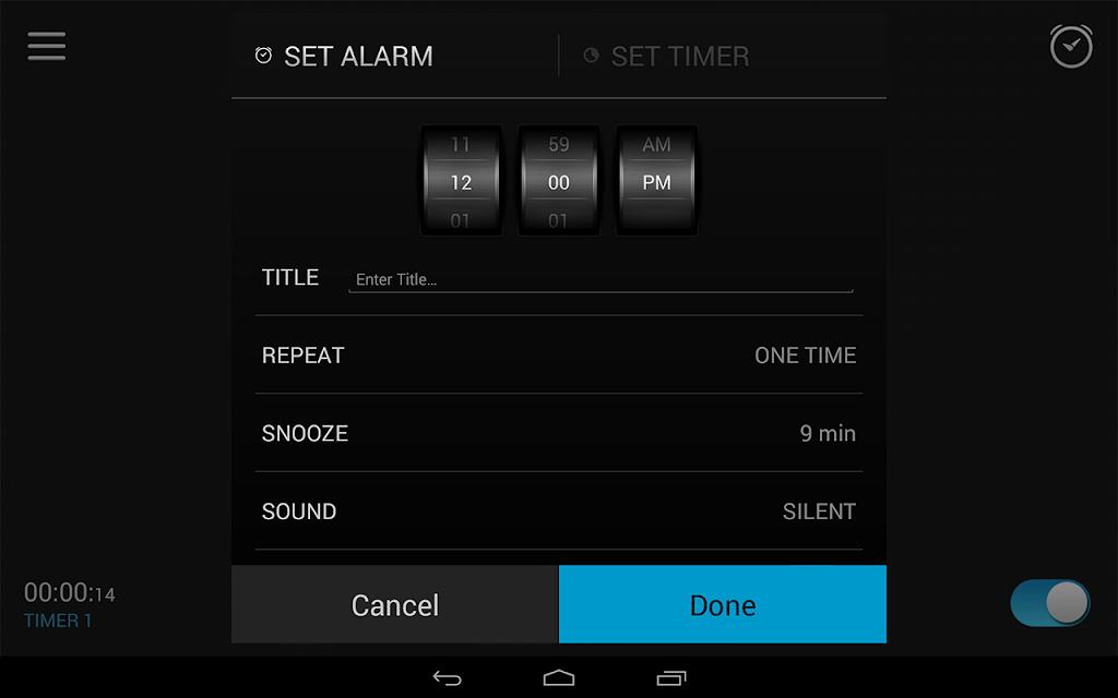 Alarm Clock poster 13