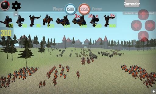 MEDIEVAL BATTLE: EUROPEAN WARS 2.2 screenshots 8