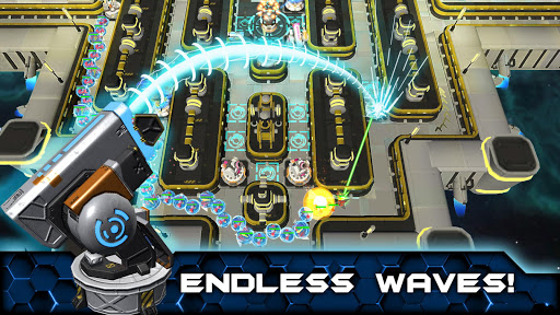 Sci Fi Tower Defense Offline Game. Module TD screenshots 15
