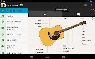 Guitar Lessons Beginners LITE