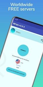 BBVpn Free VPN - Unlimited Fast & Secure VPN Proxy 2.0.7