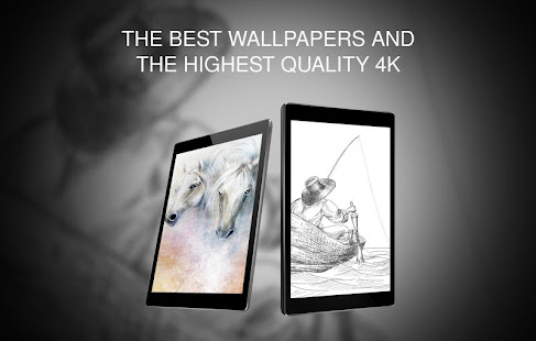 Free wallpapers with drawings