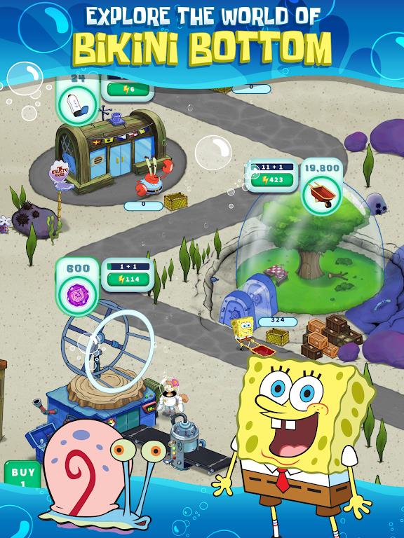 SpongeBob's Idle Adventures poster 17