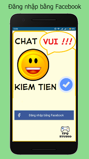 Chat Kiem Tien - Game Nông Trại Uy Tín Nhất 3.1 screenshots 1
