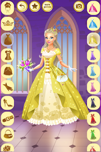 princess dress up 2 hack