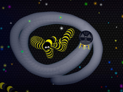 Snaky .io - Fun Multiplayer Slither Battle  screenshots 13