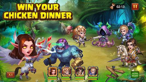 Heroes Charge HD  screenshots 3