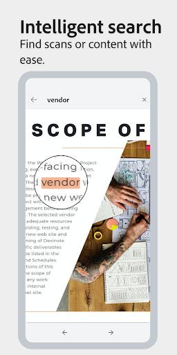 Adobe Scan: PDF Scanner with OCR, PDF Creator 20.09.22-regular Screenshots 4