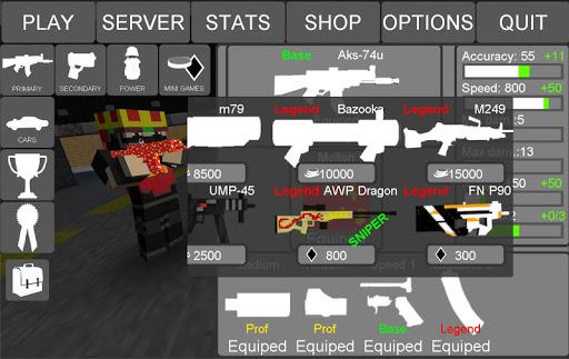 Legend Strike Zombie Sniper Shoot War Online screenshots 10