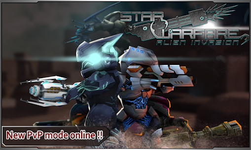 Star Warfare: Alien Invasion HD Mod Apk (God Mode + Unlimited Money) 7