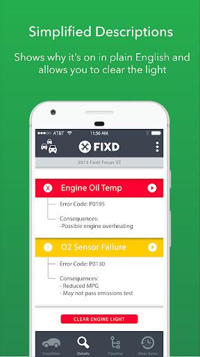 FIXD - Vehicle Health Monitor 7.14.0 Screenshots 2