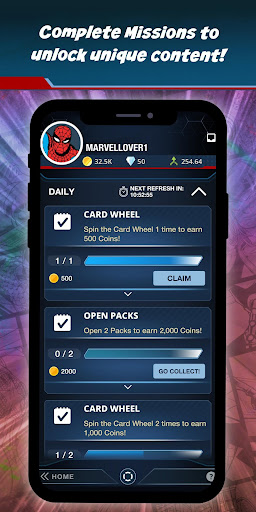 Marvel Collect! by Topps Card Trader 14.3.1 screenshots 7