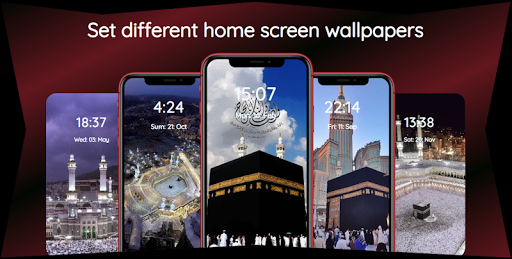 Makkah Wallpaper HD 🕋 Kaaba 🕋 Madina 🕋 Mecca 🕋 19.09.100025 screenshots 1
