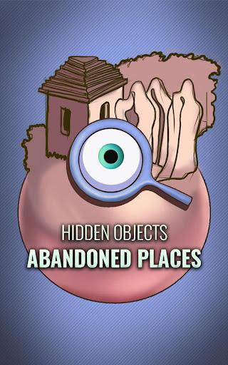 Abandoned Places Hidden Object Escape Game 2.8 screenshots 5