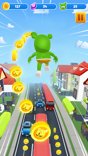 Gummy Bear Running - Endless Runner 2020 1.2.19 screenshots 1
