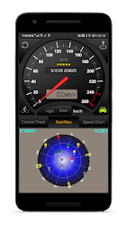 Speedometer GPS Pro .APK Preview 2