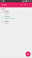 screenshot of MX Player Codec (ARMv5)
