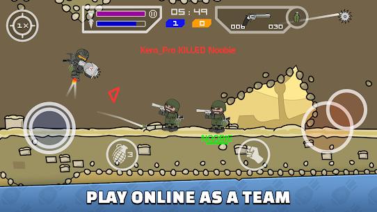 Mini Militia – Doodle Army 2 APK 2