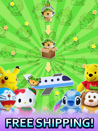 DinoMao - Real Claw Machine Game android2mod screenshots 20