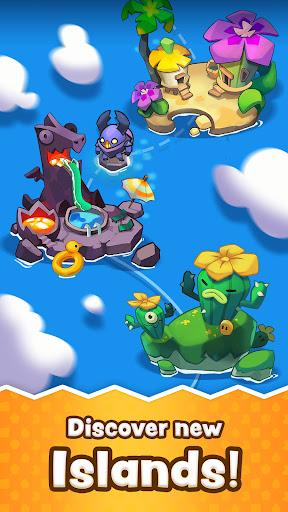 Matchfruit Monsters - Match Puzzle Adventure! screenshots 5
