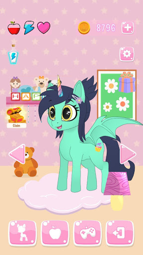 My Unicorn - Virtual Pet Care  screenshots 8