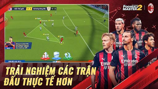 Football Master 2-Tru1edf Thu00e0nh Huyu1ec1n Thou1ea1i  screenshots 1