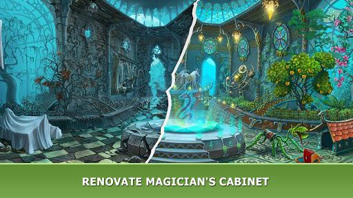 Hiddenverse: Witch's Tales - Hidden Object Puzzles apktram screenshots 2