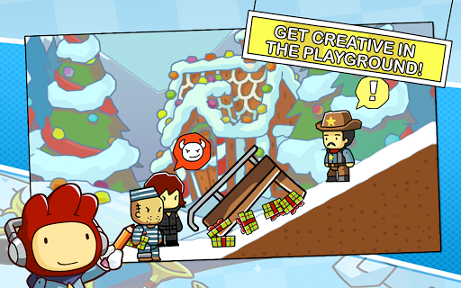 Scribblenauts Remix  screenshots 11