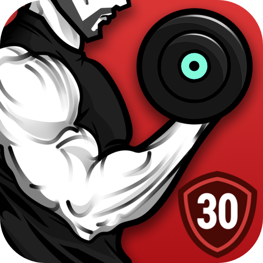 Dumbbell Workout at Home icon