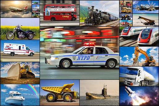 Cars, Trucks, & Trains Jigsaw Puzzles Game ud83cudfceufe0f  screenshots 6