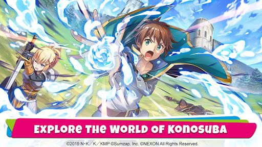 KonoSuba: Fantastic Days  screenshots 1