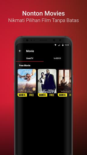 UseeTV GO - Watch TV & Movie Streaming android2mod screenshots 5