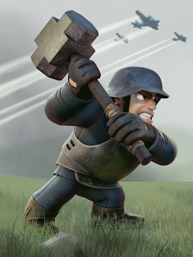 War Heroes: Guerre Multijoueur Gratuite APK MOD – Pièces Illimitées (Astuce) screenshots hack proof 1