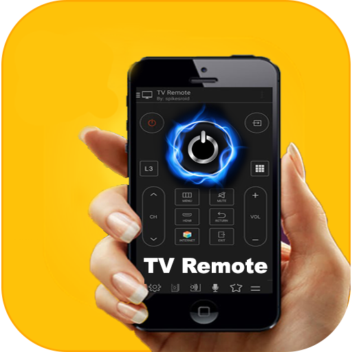 Universal Smart TV Remote Control App for All Lcd