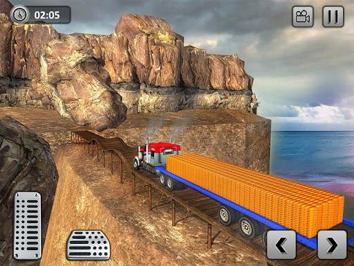 Uphill Gold Transporter Truck Drive apkdebit screenshots 11