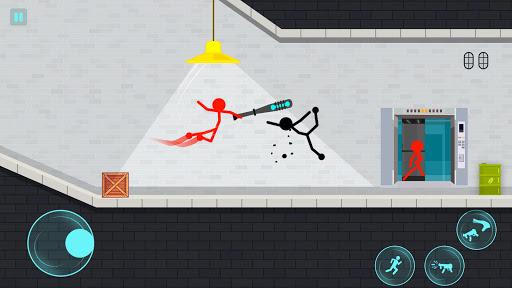 Supreme Stickman Fighting: Stick Fight Games 2.0 screenshots 1